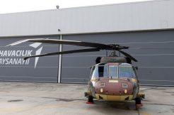 Orman Yangınlarıyla Mücadelede Yerli Helikopter T70 Kullanılacak!