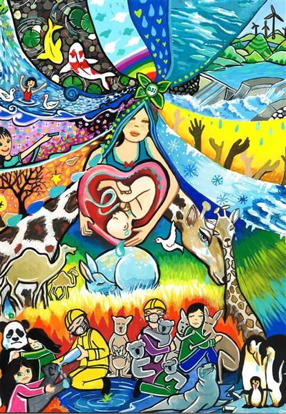 Uluslararası Dünya Su Günü Yarışması Sonuçlandı! İşte Dereceye Giren Eserler…