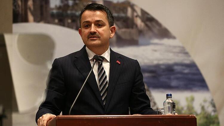 """Bakan Pakdemirli'den """"tağşiş ve taklit"""" açıklaması"""
