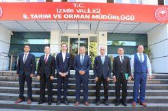 İzmir Tarımda Büyük Değişim