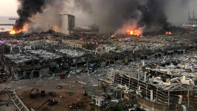 Beyrut'u Yok Eden Amonyum Nitrat Tarımsal Gübre Olarak da Kullanılıyor