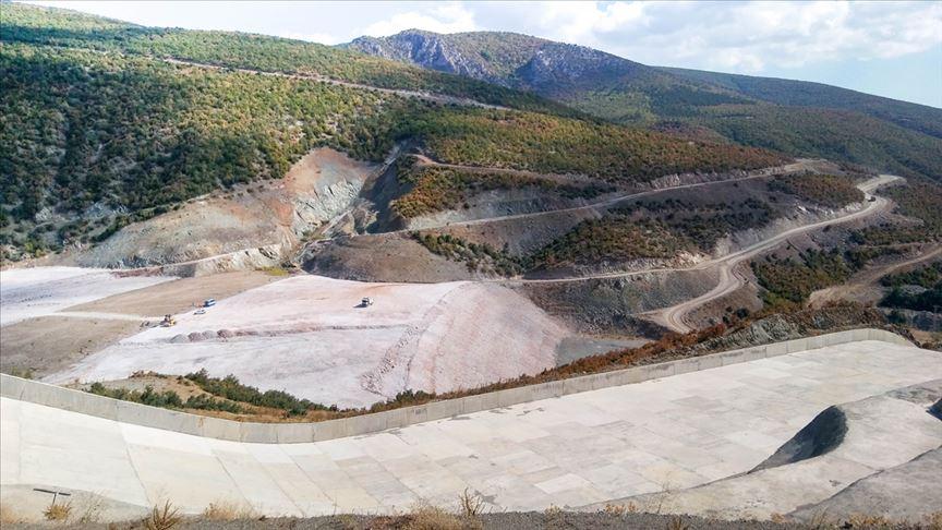 Tokat Turhal Barajı Bölgeye 'Can Suyu' Olacak